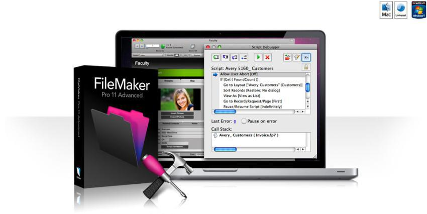 Filemaker 11 Download Mac